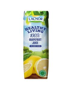 LACNOR GRAPEFRUIT HEALTHY LIVING JUICE