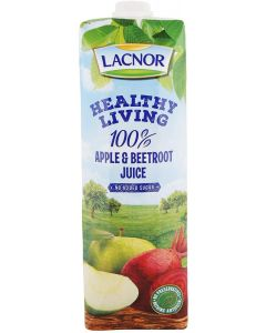 LACNOR APPLE & BEETROOT HEALTHY LIVING JUICE