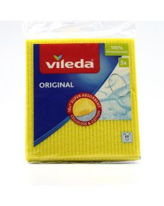 Sponge Cloth Vileda (1 X 5 Pcs)