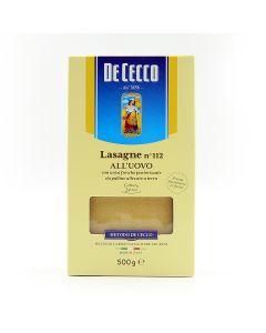 Lasagne White