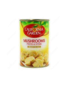 Mushrooms Pcs & Stem- Cg