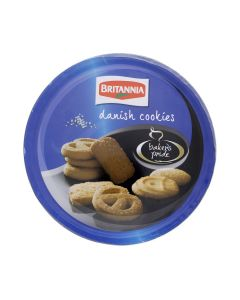 BP Danish Cookies Tin