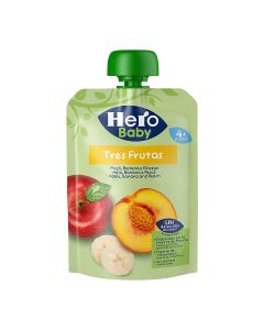 HB POUCH 3 FRUITS 100 GM