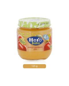 HB APPLE COMPOTE 125 GM