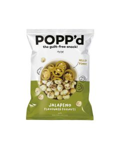 Popp'D Jalapeno - Fox Nuts And Makhana