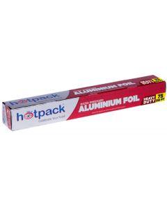 Hotpack Aluminium foil, embossed - 75 sqft