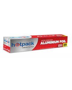 Hotpack Aluminium foil, embossed - 200 sqft