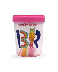 RAINBOW SHERBET 1 LTR