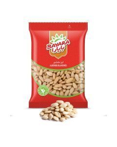 BAYARA ALMONDS  BLANCHED JUMBO 200GM