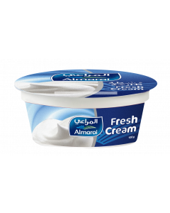 AL MARAI FRESH CREAM FULL FAT 100 GM