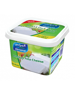 AL MARAI FETA CHEESE TUB BLOCK 400 GM