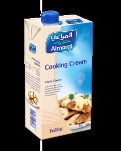 AL MARAI COOKING CREAM SCREWCAP FULL FAT 500 ML