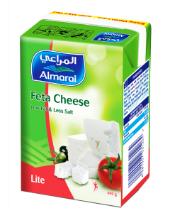 AL MARAI FETA CHEESE (CB6) EASY OPEN LITE 400 GM