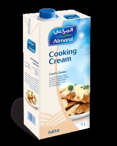 AL MARAI COOKING CREAM  SCREWCAP FULL FAT 1 LTR