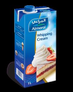 AL MARAI WHIPPING CREAM SCREWCAP FULL FAT 1 LTR