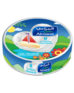 AL MARAI TRIANGLE CHEESE  120 GM