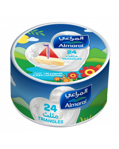 AL MARAI TRIANGLE CHEESE 360 GM