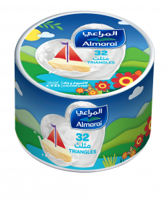 AL MARAITRIANGLE CHEESE  480 GM