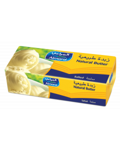 AL MARAI BUTTER SALTED NATURAL  200 GM