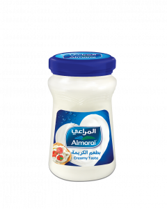 AL MARAI JAR CHEESE BLUE  FULL FAT 200 GM