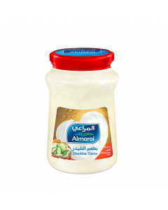AL MARAI JAR CHEESE REDUCED FAT  200 GM