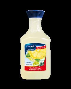 ALMARAI JUICE MIXED FRUIT LEMON NO SUGAR ADDED 1.5 LTR