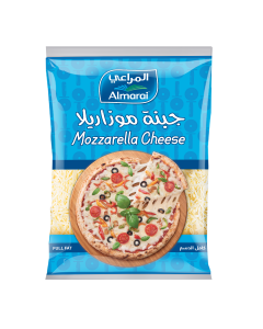 AL MARAI MOZZARELLA SHREDDED 200 GM