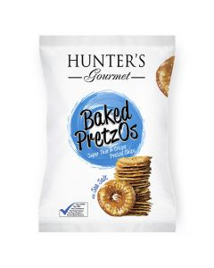 Baked Pretzos - with Sea Salt 180 GM