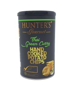 Hand Cooked Potato Chips  Thai Green Curry can 150 GM