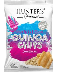 Quinoa Chips - Peruvian Salt 75 GM