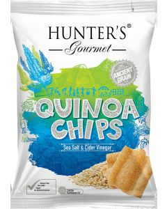 Quinoa Chips - Salt & Vinegar 75 GM