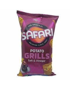 Potato Grills Salt & Vinegar 125 GM