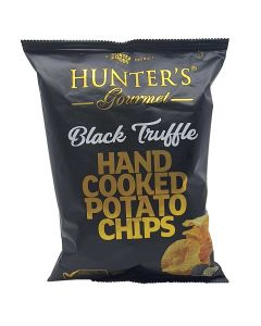 Hand Cooked Potato Chips Black Truffle 125 GM