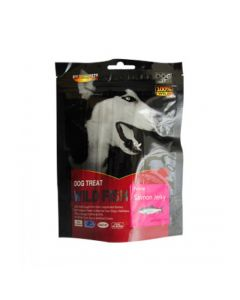 Prime Salmon Jerky for Dogs 70gM