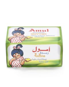 AMUL BUTTER UNSALTED 500 GM