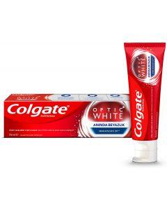 COLGATE TOOTHPASTE MAX OPTIC WHITE 75ML