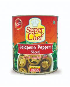 JALAPENO PEPPER SLICES