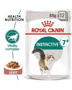 Feline Health Nutrition Instinctive +7 Gravy -WET FOOD - Pouches