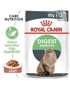 Feline Care Nutrition Digest Sensitive Gravy -WET FOOD - Pouches