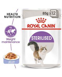 Feline Health Nutrition Sterilised Jelly (WET FOOD - Pouches)