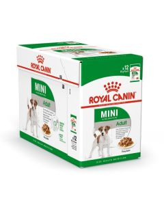 Size Health Nutrition Mini Adult (WET FOOD - Pouches)