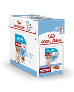Size Health Nutrition Medium Puppy (WET FOOD - Pouches)