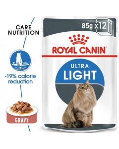 Feline Care Nutrition Light Ultra Gravy (WET FOOD - Pouches)
