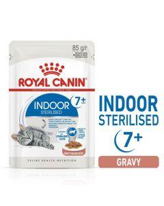 Feline Health Nutrition Indoor 7+ (WET FOOD - Pouches)