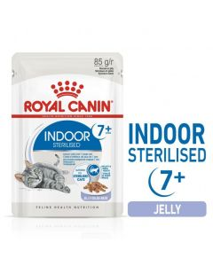 Feline Health Nutrition Indoor 7+ Jelly (WET FOOD - Pouches)