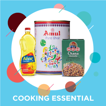 Cooking essentials from the best online supermarket in Dubai