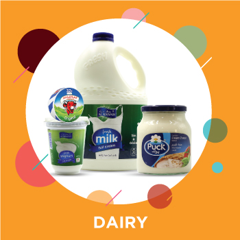 Best fresh and pure dairy products online in Dubai
