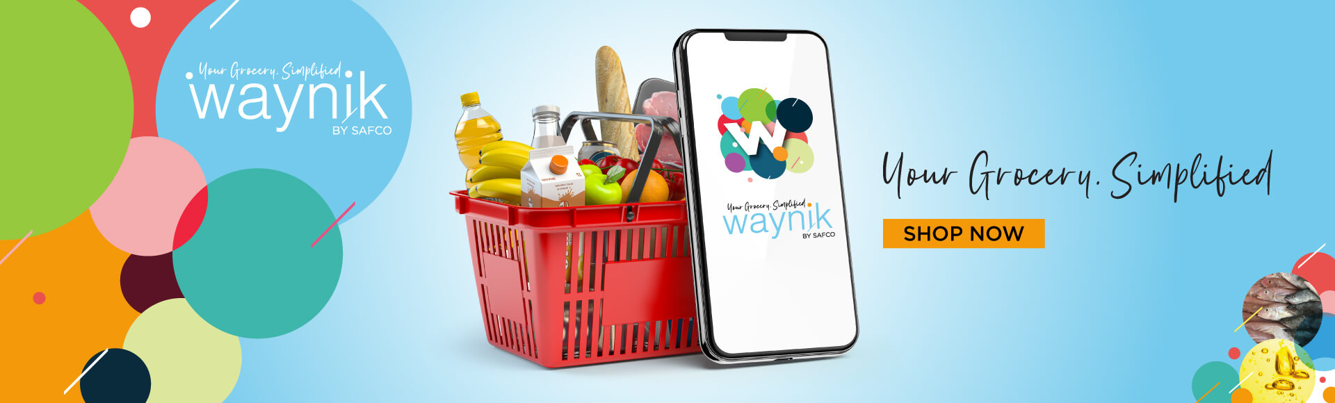 Waynik UAE, the best online supermarket in Dubai
